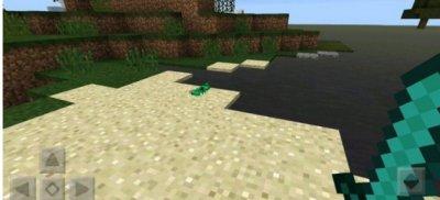 Лягушки появятся в Minecraft 0.14