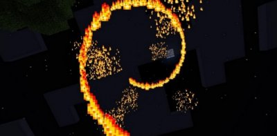 """Мод """"Particles-R"""" [0.13.1]"""