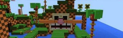 "Карта ""Sonic the Hedgehog"" [0.13.1]"