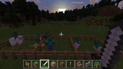 Скачать Minecraft PE 0.14.0 build 7