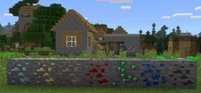 Мод Re-Crafttable Ores [0.14.0]