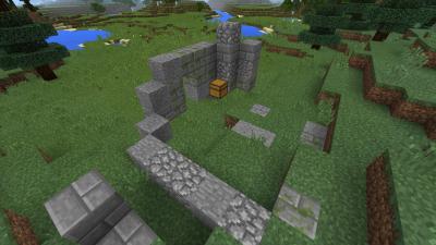 Мод Ruins [0.14.0]
