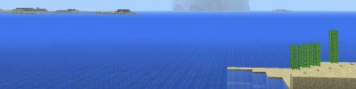 """Сид """"Остров посреди океана с растительностью"""" [0.14.0]"""