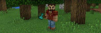 Мод TreeCapitator [0.14.0]