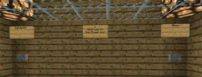 Карта 30 секунд для Minecraft PE 0.14.0