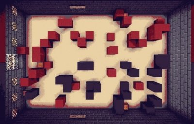 Карта Snow Paintball для Minecrfat PE 0.14.0