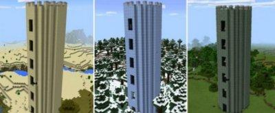 Мод Battle Towers [0.14.0]