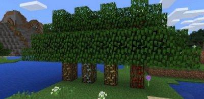Мод Plants Trees Ore [0.14.1]