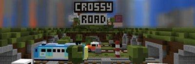 Карта Crossy Road