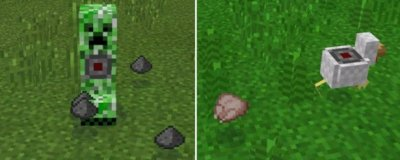 Мод Attachable Grinder PE [0.14.1]