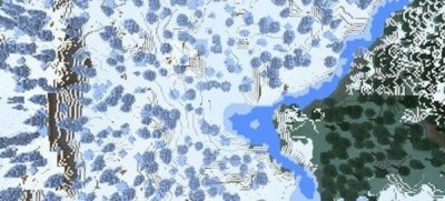 Сид Ледниковой тундры на спавне [0.15.0]