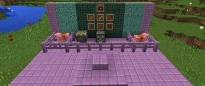 Текстуры PC для Minecraft PE 0.15.0