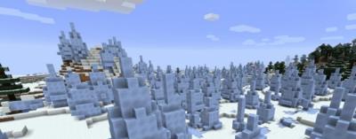 Сид Продолжение Ледяного Биома 0.15.0