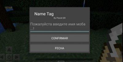 Мод Имя для животного 0.14.2