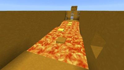 Карта Blazing Sword (Паркур) 0.15.0