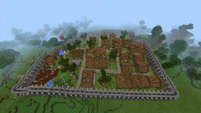 Карта Heat Village 0.15.0