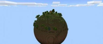 Карта Планета Земля 0.15.1