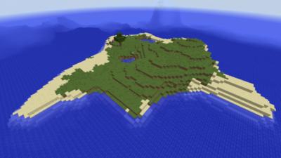 Сид на подводную крепость и грибной остров для Minecraft 1.10.2