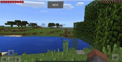Мод God of Minecraft 0.15.3