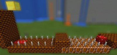 Мод Супер-Марио для Майнкрафт ПЕ 0.15.4