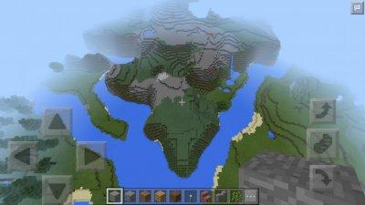 Сид на полуостров ящера для MCPE 0.15.6