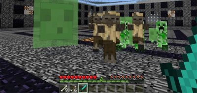 Карта PvP Arena для Minecraft PE 0.15.6