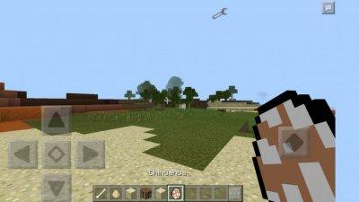 Мод на собак для Minecraft PE 0.15.6