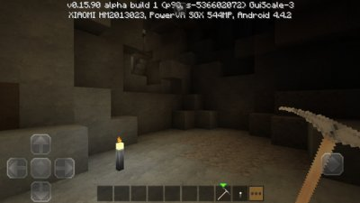 Текстуры FlowsHD 64x64 для Minecraft PE 0.16.0