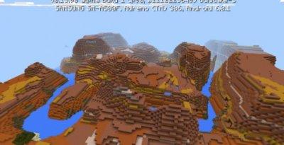 Сид большой биом из обожженной глины 0.16.0