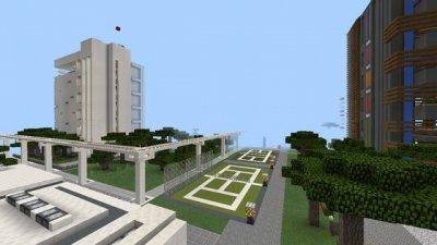 Карта NXUS Modern Architecture Series 0.16.0
