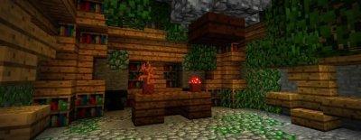 Карта Hide N Seek Caves для Minecraft PE