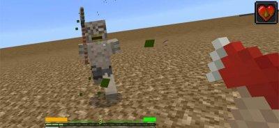 Мод FalloutCrafter для MCPE 0.16.0