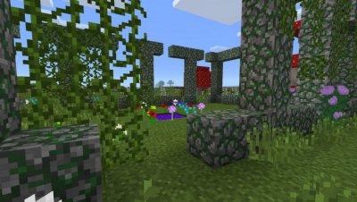 Мод Сумеречный лес для Minecraft PE 0.16.0
