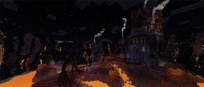 Карта House of Horrors для MCPE 0.16.0