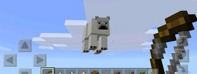 Мод Arrows of Levitation для MCPE 0.17.0/1.0