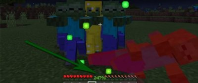 Мод God Players для Minecraft 0.17.0/1.0
