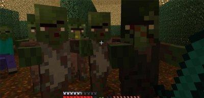 Карта на выживание The Witches Curse для Minecraft PE 0.17.0
