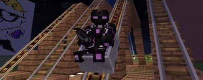 """Карта """"Город мини-игр"""" для Minecraft PE"""