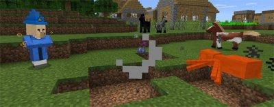 Мод на Мага для Minecraft PE 0.17.0/1.0