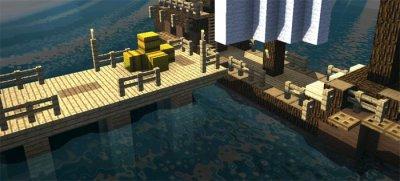Шейдеры SEUS для Minecraft 1.0.0