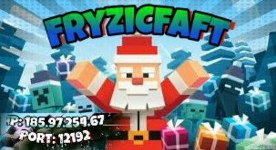 FryziCraft - Майнкрафт ПЕ сервер