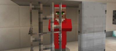 Карта Миссия Санты для Minecraft PE