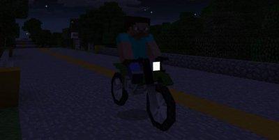 Мод Dirt Bikers для MCPE 1.0.0