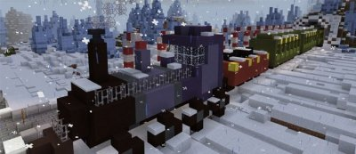 Карта Tomb Crafter 7 для MCPE