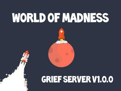 Проект серверов World of Madness для MCPE