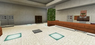 Карта 12 этажей для MCPE 1.1