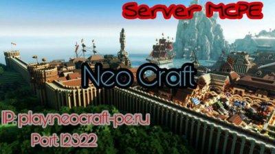 NeoCraft сервер