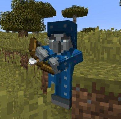 Новый Моб в Minecraft PE?