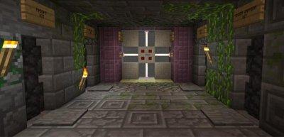 Карта Blaze Арена для MCPE 1.1