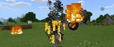 Мод Odd Mobs для Minecraft PE 1.1